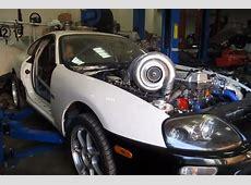 Toyota Supra mit Allradantrieb und MonsterTurbo
