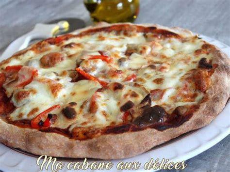 cuisinez avec djouza recettes de pizza de cuisinez avec djouza
