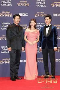 Foto Lee Sang Woo, Kim So Yeon dan Lee Pil Mo di Red ...