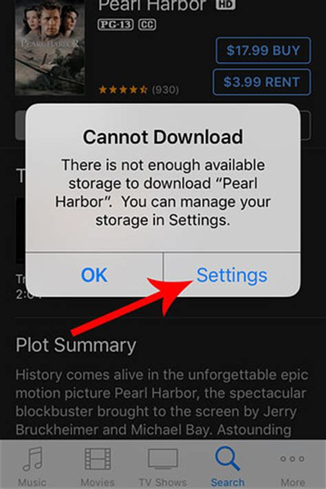 iphone says not enough storage top trick clear hundreds of mb of space on iphone in seconds