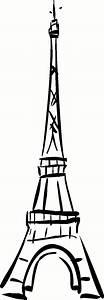 Eiffel Tower Stencil - ClipArt Best