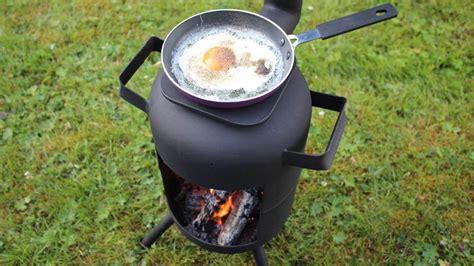 ofen aus gasflasche outdoor ofen aus gasflasche bauen prepper heizung kochen in 2019 outdoor ofen