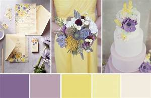 Lilac And Yellow Wedding Theme | www.pixshark.com - Images ...
