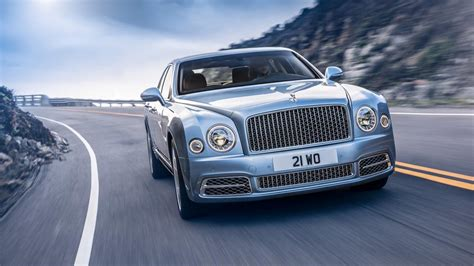 The New 505bhp Bentley Mulsanne