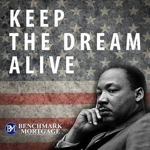 Happy Martin Luther King Jr. Day - Benchmark