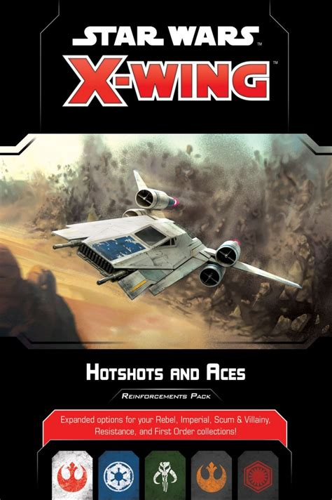 1 vs 1, en equipo, cuatro jugadores y juego con amigos. Star Wars: X-Wing (2ª Edición) - Ases estelares ~ Juego de ...