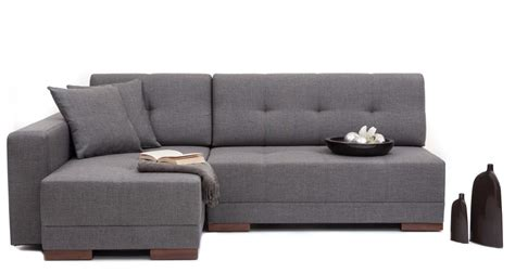 Convertible Sectional Storage Sofa Bed Wooden Global