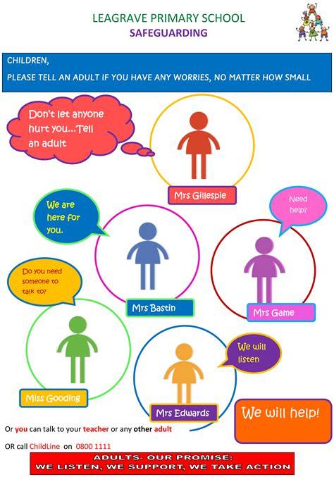 safeguarding leagrave primary school strangers