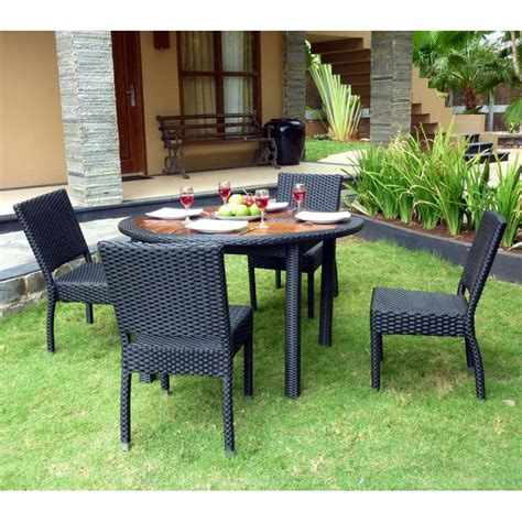 ensemble table et chaise jardin ensemble lounge jardin cobtsa com