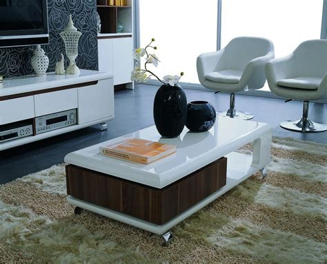 Modern Coffee Tables To Complete Your Living Room