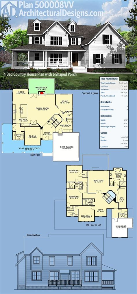 country floor plans country floor plan sf bedroom bath inspirations also 3