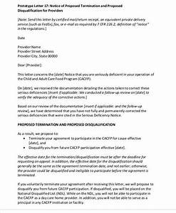Cancellation Of Contract Letter Free 37 Sample Termination Letter Templates In Pdf Ms Word