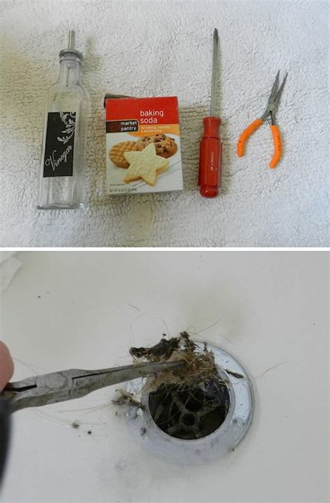 homemade drain cleaners   unclog  drain