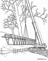 Crane Construction Coloring Attic Pages Cartoon Belt Drawings Getcolorings Printable Colorings Jessperna Template Link Getdrawings sketch template