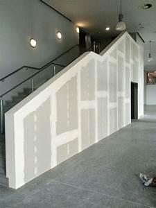 Kamin Verkleiden Rigips : treppengel nder trockenbau diele flur treppe in 2018 pinterest treppe treppengel nder ~ Bigdaddyawards.com Haus und Dekorationen