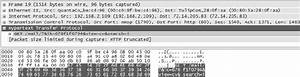 Example Of A Signature Used By Wireshark To Identify An