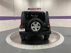 2010 Jeep Wrangler Rubicon 4x4  Manual  Stock   Mce508 For