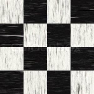 Fliesen Schachbrett Schwarz Weiss : schwarz wei karierte bodenfliesen mit texturethis fliesen nahtlos als ein muster stockfoto ~ Markanthonyermac.com Haus und Dekorationen