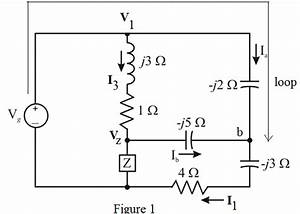 Solved  Find Ib And Z In The Circuit Shown In Fig  P9 32