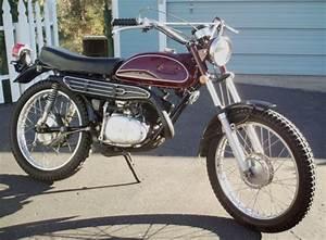 1970 Yamaha Ht1 90cc Enduro