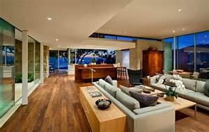 maison plain pied sur les exterieurs de la ville vivons With maison toit plat en l 12 maison contemporaine en floride au design luxueux et