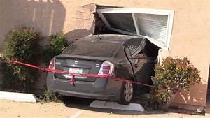 San Diego: Car vs Bldg 03172017 - YouTube