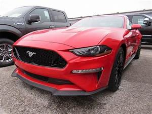 2018 Ford Mustang GT Premium 5 Miles Race Red 2dr Car Premium Unleaded V-8 5.0 L for sale ...
