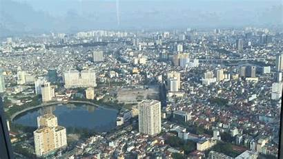 Hanoi Observation Lotte Deck Terrace