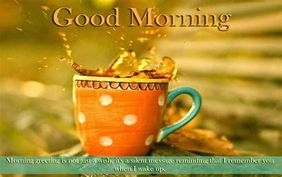 Morning Wallpapers Whatsapp Messages Wish Wishes Tea