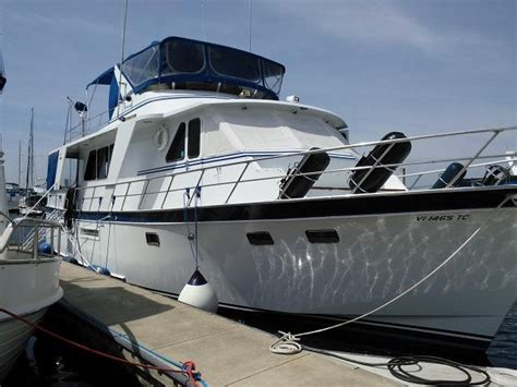 Performance Offshore Boats For Sale by 1988 Used Defever Performance Offshore Cruiser Aft Cabin