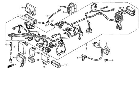 Wiring Diagram For Honda Recon Atv by 2016 Honda Foreman 500 O2 Sensor
