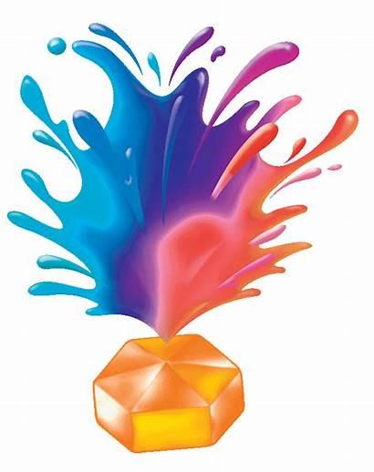 Gushers Vibes Rainbow Dye Tie Giphy Gusher
