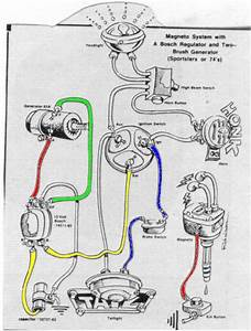 Chopper Motorcycle Wiring Diagram