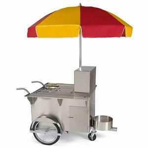 Hot Dog Stand : the authentic new york hot dog vendor cart hammacher schlemmer ~ Yasmunasinghe.com Haus und Dekorationen