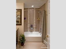 Marvelous curved shower rod Decoration ideas for Bedroom