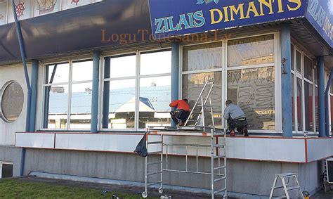 Profesionālā logu tonēšana Rīgā
