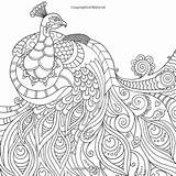 Coloring Adult Peacock Books Adults Young Coloriage Colouring Advanced Detailed Paon Mindful Mindfulness Printable Adulte Mandala Getcolorings Drawing Animaux Therapie sketch template