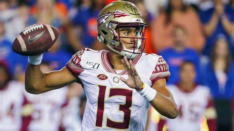 Florida State names Jordan Travis to start at QB against ...