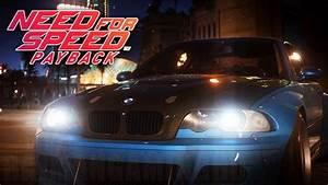 """EA Releases Official Trailer for """"Need For Speed Payback ..."""