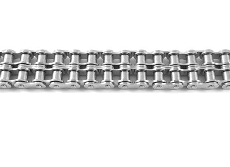 #35-2 Double Strand Stainless Steel Roller Chain (duplex