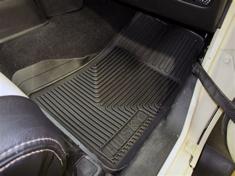 floor mats jeep wrangler floor mats for 2012 jeep wrangler unlimited husky liners hl51081