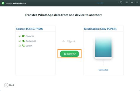 transfer from iphone to android 3 methods to transfer whatsapp messages from android to iphone