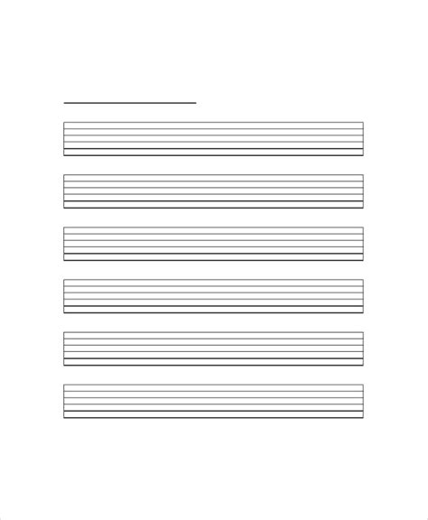 blank guitar chord chart template    documents