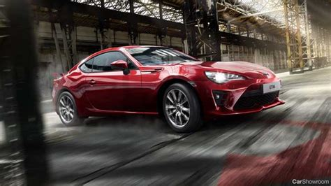 News  Next Toyota 86 Due In 2019, Convertible Also Possible