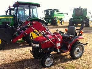 Case IH Compact Utility Tractors