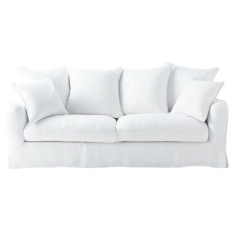 canapé blanc canape blanc
