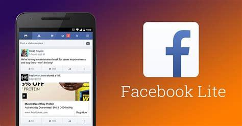 Cara Mengganti Nama di Facebook Lite Android - Wafariq Blog