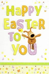 Boofle Cute Happy Easter To You Greeting Card | Cards ...