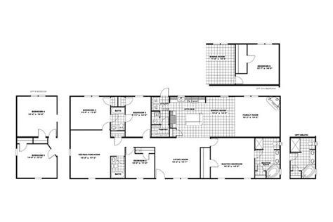 oakwood homes floor plans sc floorplan the cabana 30crb32764bh oakwood homes of