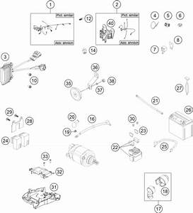 Wiring Diagram Husqvarna 701
